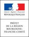 Logo Direccte Bourgogne-Franche Comté